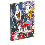Mickey Mouse MADNESS A4 Folder With Flaps  001