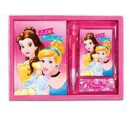 3 Piece Diary Set Disney Princess GIFT 001