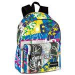 Large Adaptable Backpack Longboard STREET 001