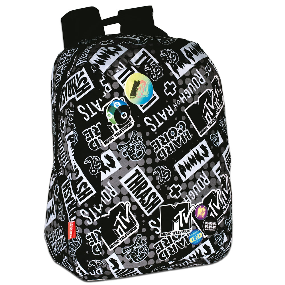 Large Adaptable Backpack  MTV TRASH