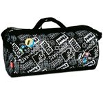 MTV TRASH Travel Duffel Sports Bag 001