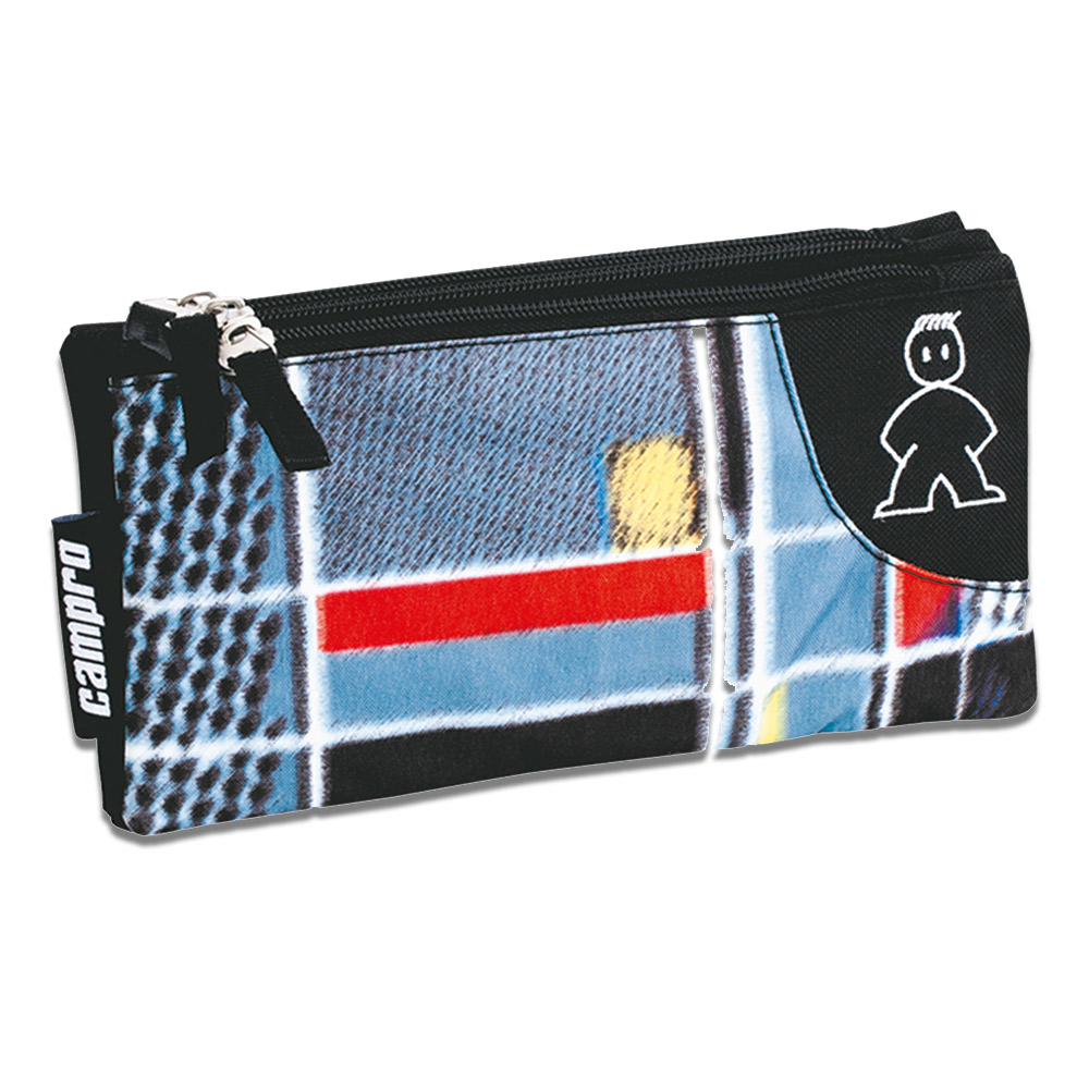 Triple Pencil Case Campro KLEE