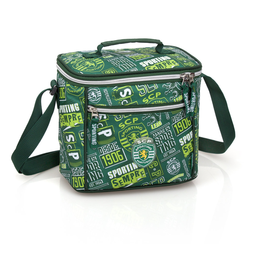 Sporting SCP Portugal Official Cooler Lunch Bag