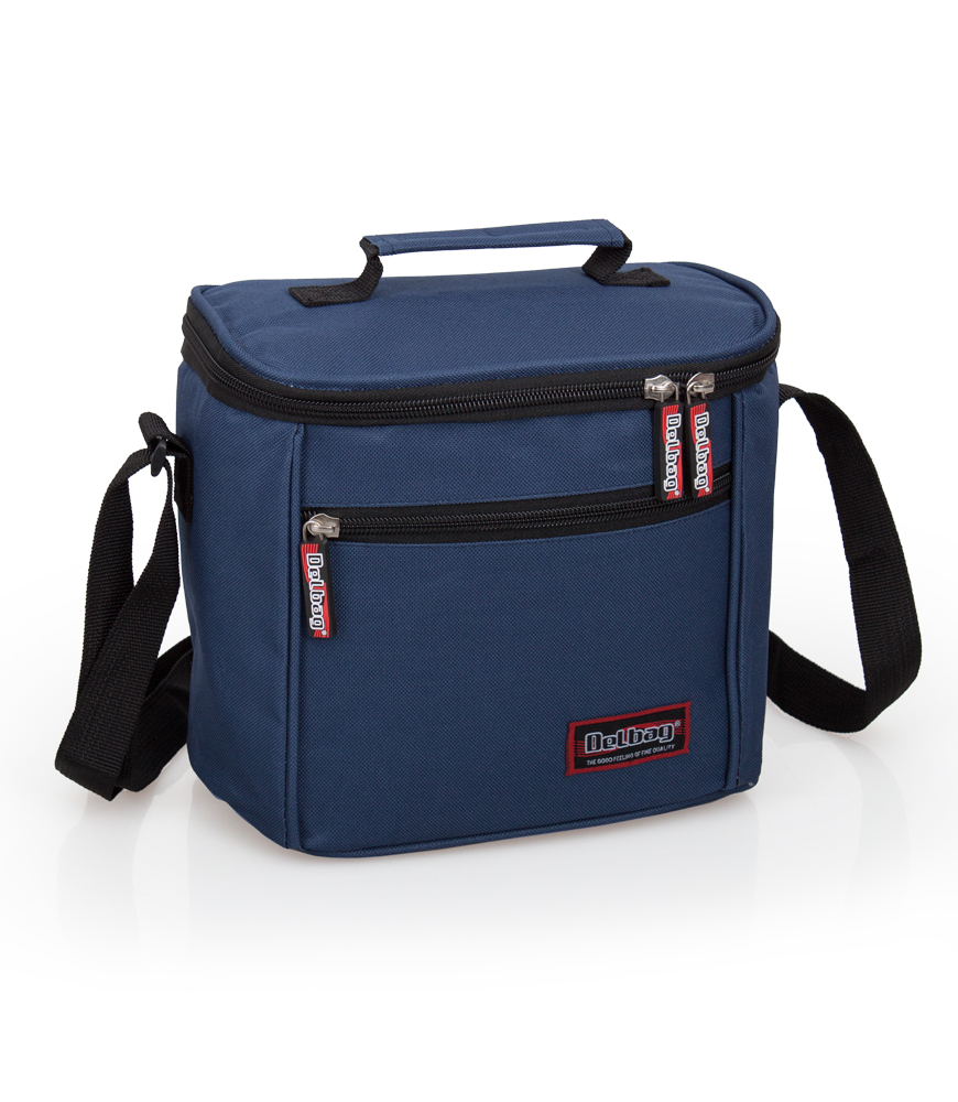 Insulated Lunch Bag Multi Colour – image 2