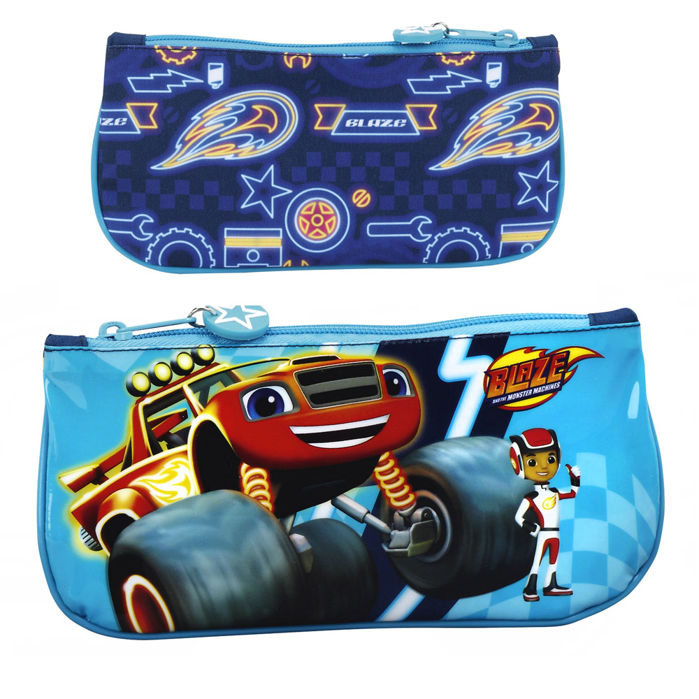Blaze and The Monster Machines Pencil Case SF