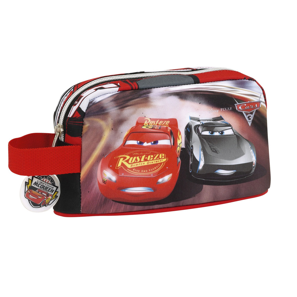 Disney Cars 3 Insulated Breakfast Lunch Bag