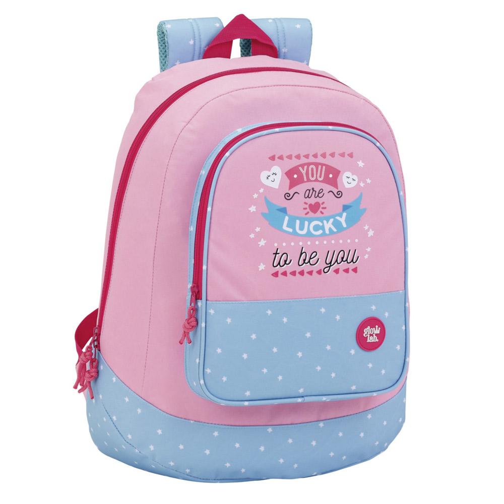 Glowlab Pink backpack XL