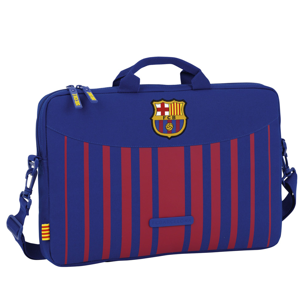 "OFFICIAL F.C. Barcelona 1st Kit OFFICIAL Laptop case 15,6"" – image 1"