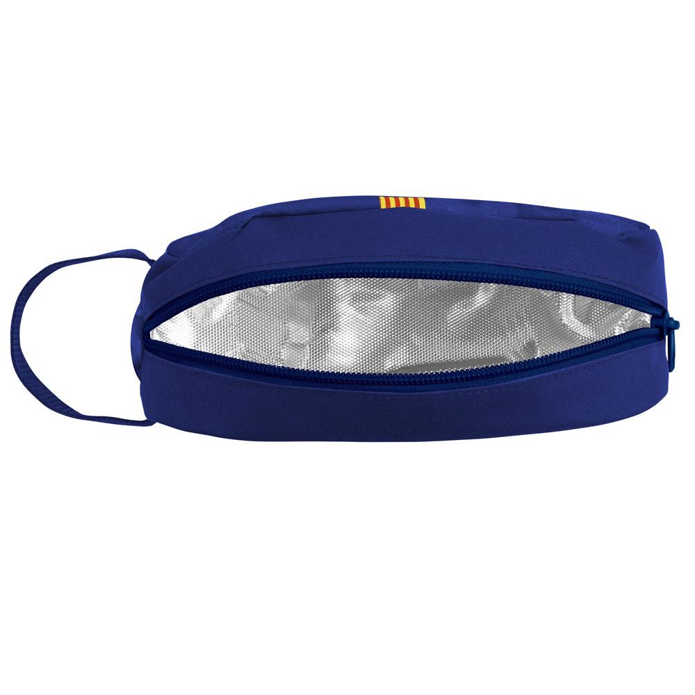 FC Barcelona 1st Kit 18/19 Insulated Breakfast Lunch Bag – image 3