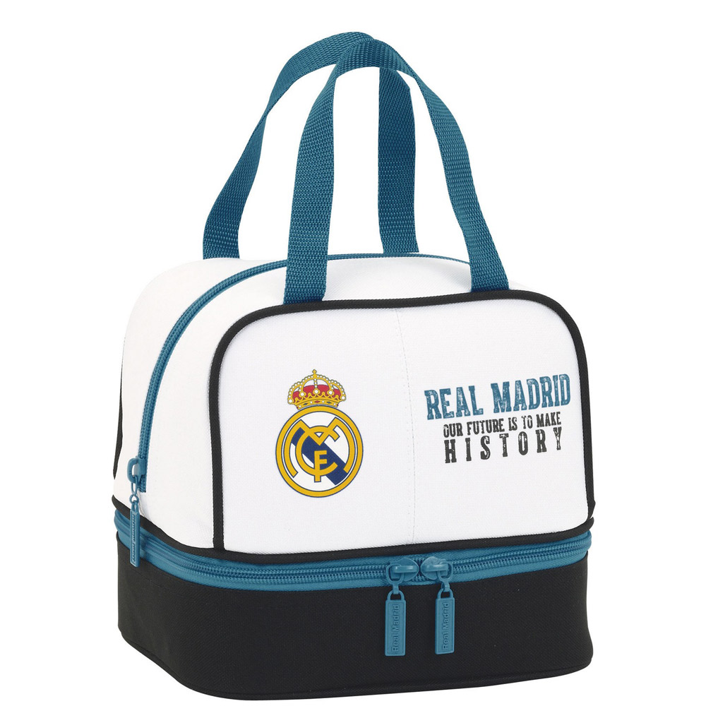 d91a3686c OFFICIAL Real Madrid C.F. 18 Lunch Bag – image 1