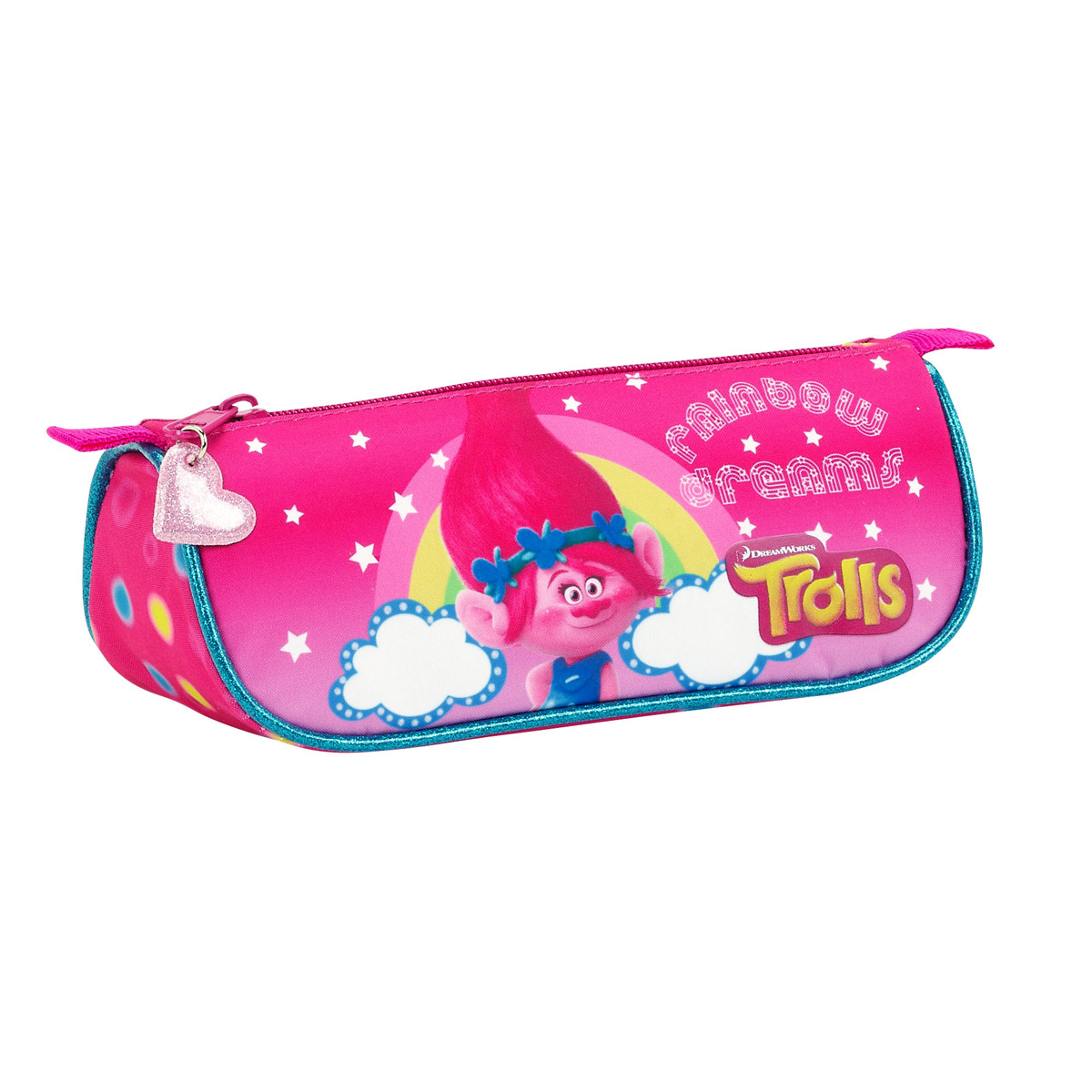 Triangular pencil case Trolls