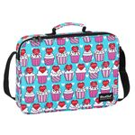 Blackfit8 Yummy Cupcake Messenger Bag 001