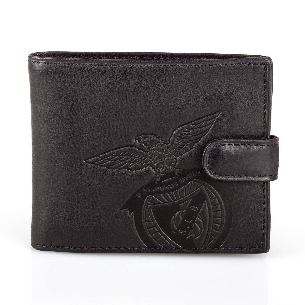 Leather Wallet Tab S.L. BENFICA Black – image 2