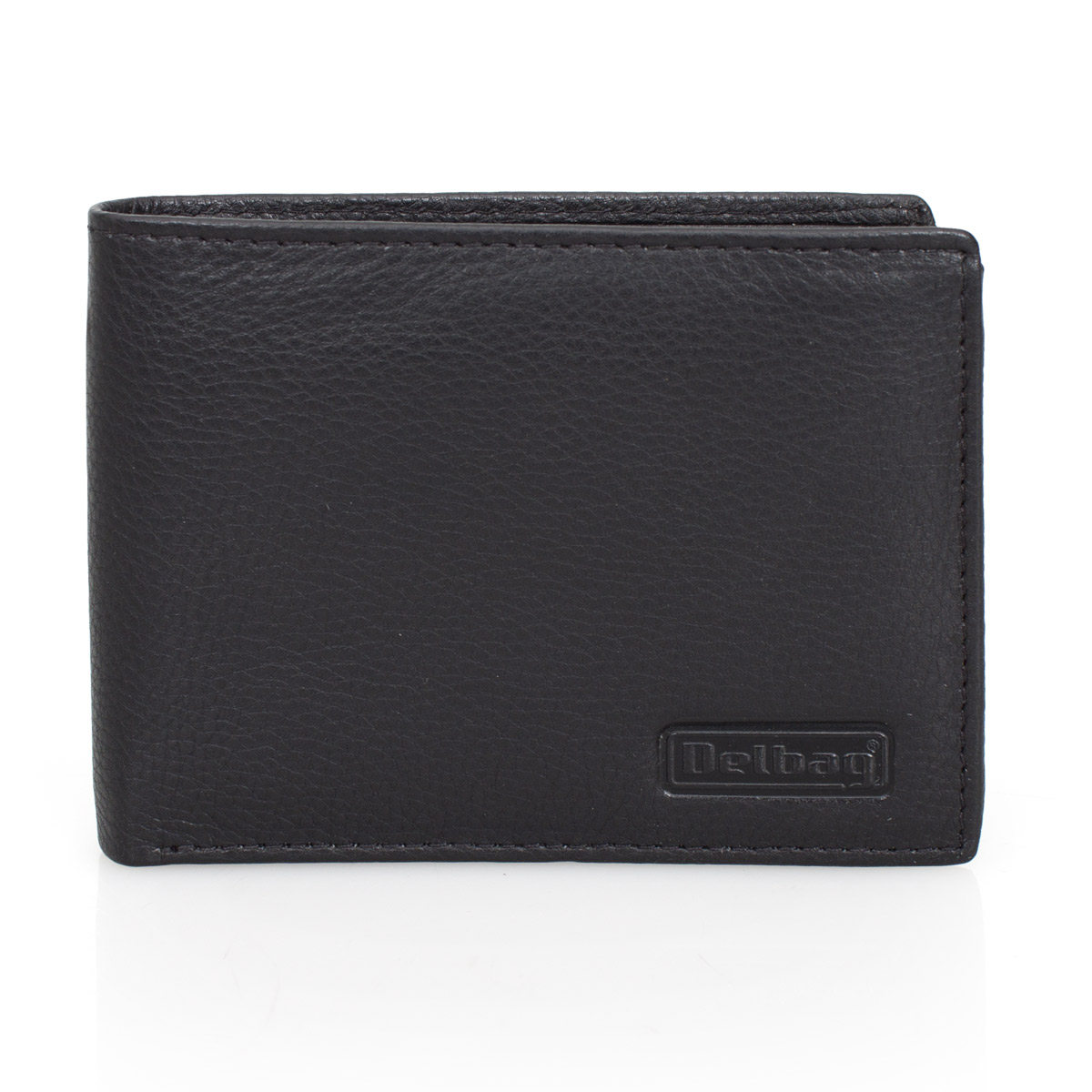 Delbag Card Holder Wallet BLACK  – image 1