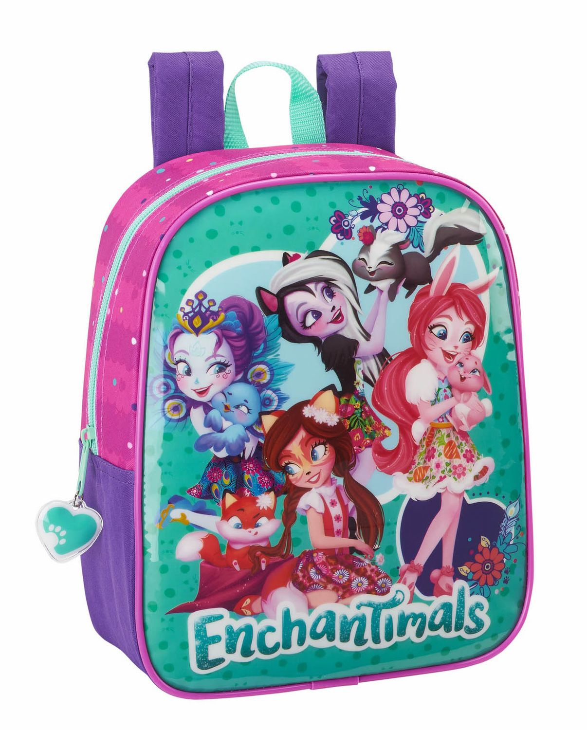 Mochila Enchantimals 27cm