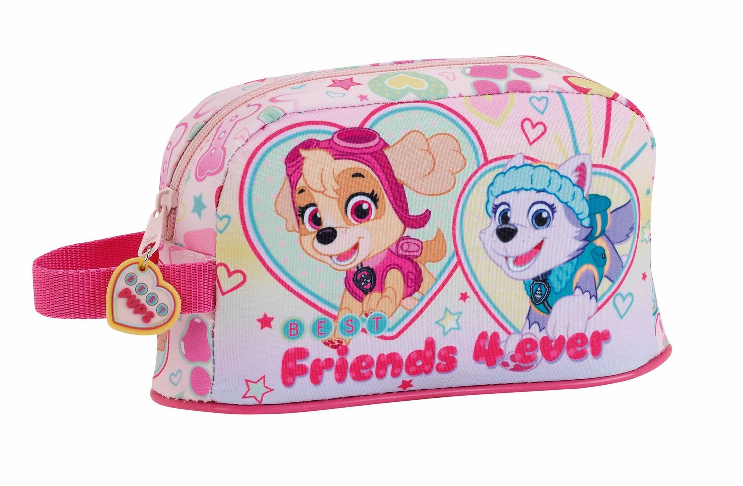 "Paw Patrol ""Friends"" Insulated Lunch Breakfast Bag – image 1"