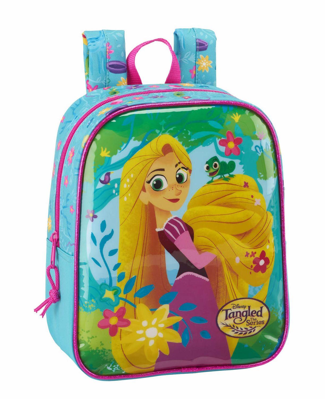 Mochila Junior Disney Rapunzel 27cm – image 1