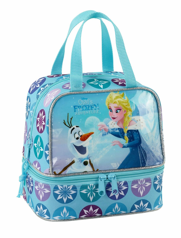 """Lancheira Disney Frozen """"Adventure"""" – image 1"""