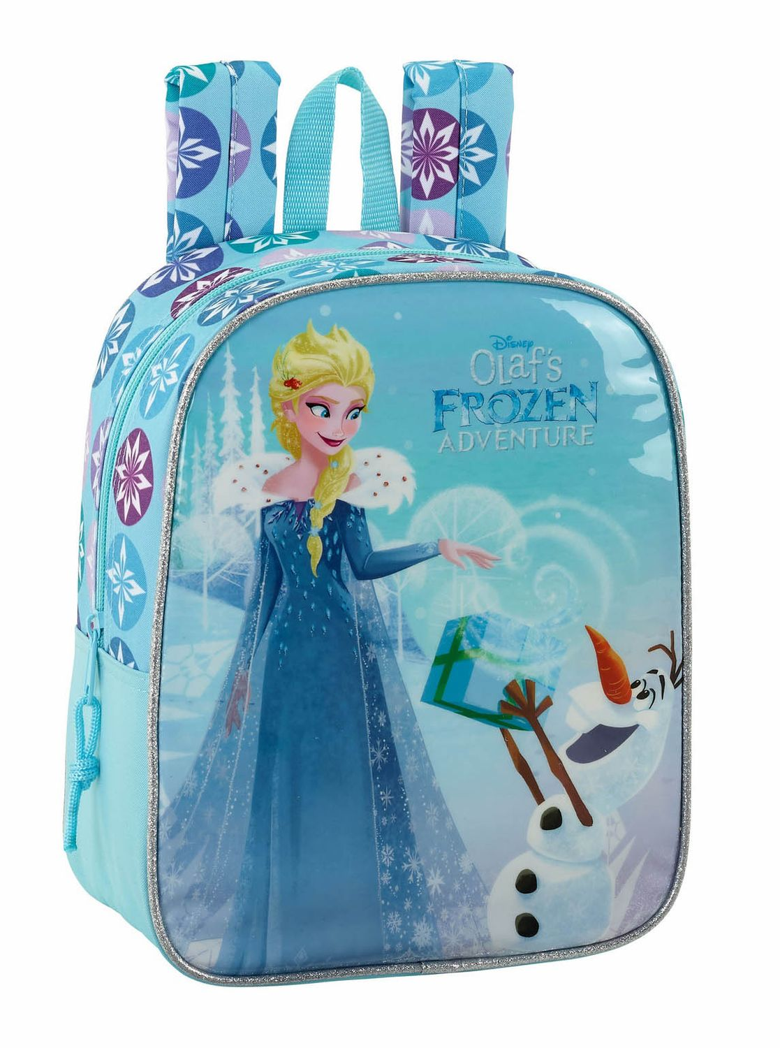 "Mochila Junior Disney Frozen ""Adventure"" 27cm"