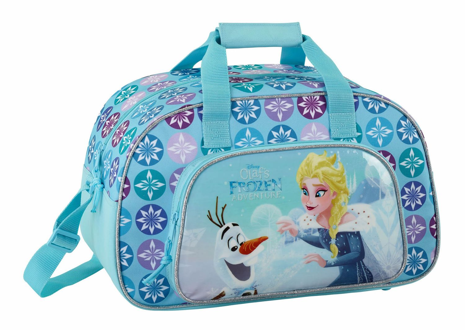 "Saco De Desporto Disney Frozen ""Adventure"" 40 cm – image 1"