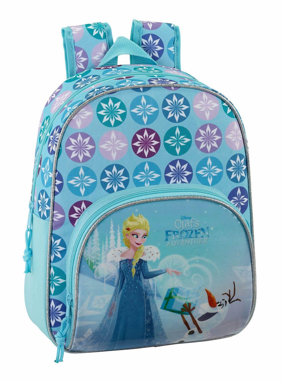 "Mochila Média Disney Frozen ""Adventure"" 34cm – image 1"