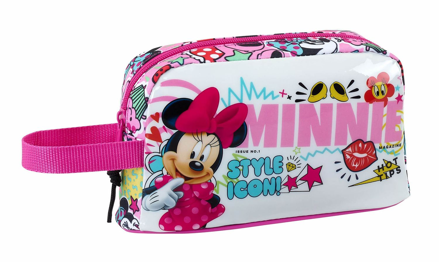 "Lancheira Térmica Minnie Mouse ""Cool"" – image 1"