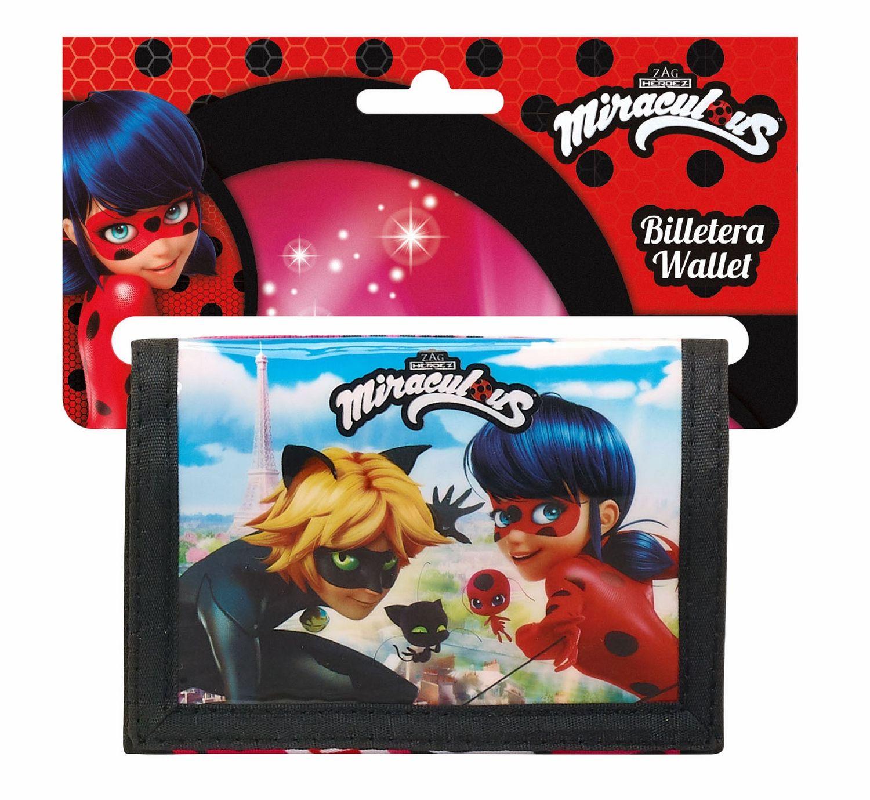 Carteira Miraculous Ladybug & Cat Noir  – image 3