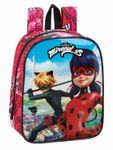 Be Miraculous Ladybug & Cat Noir Junior Backpack 27cm  001