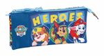 "Paw Patrol ""Heroes"" Triple Pencil Case  001"