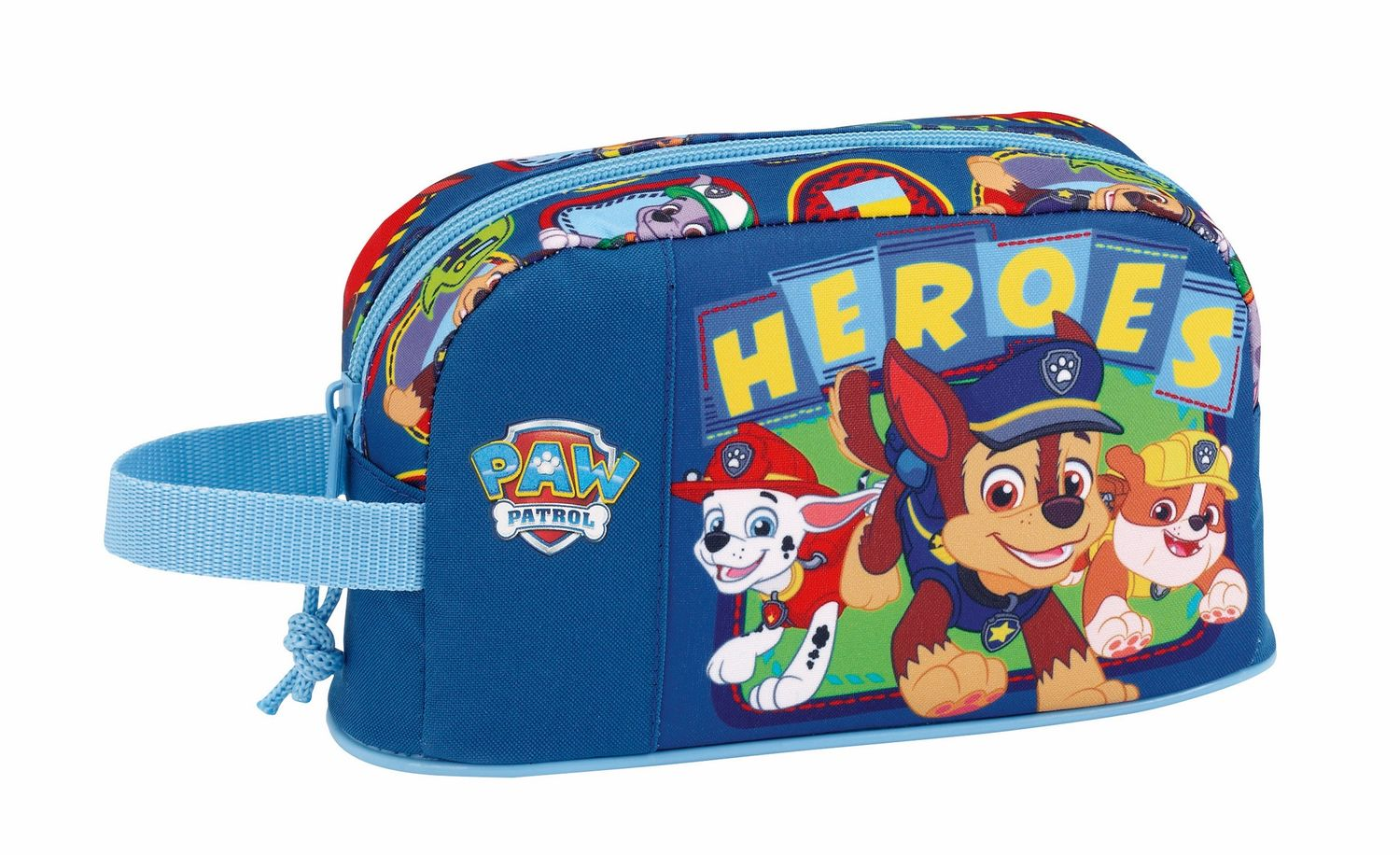 """Paw Patrol """"Heroes"""" Insulated Lunch Breakfast Bag"""