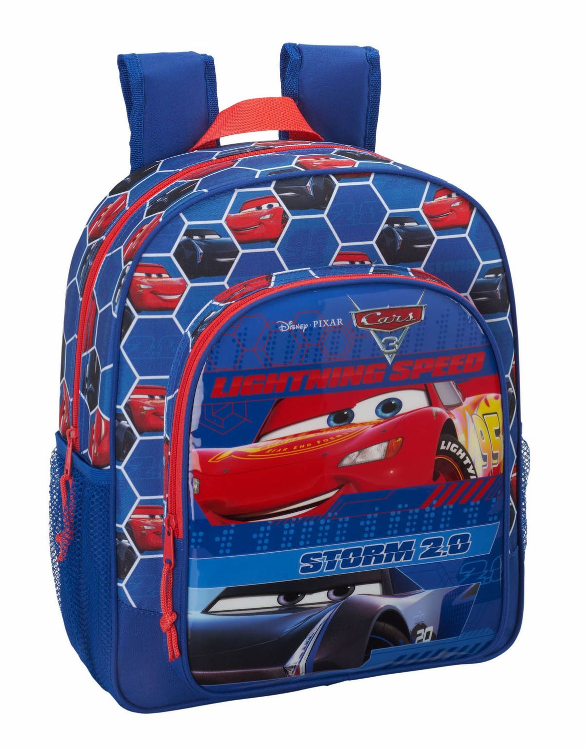 Disney Cars 3 Lightning Speed Large Backpack 38cm