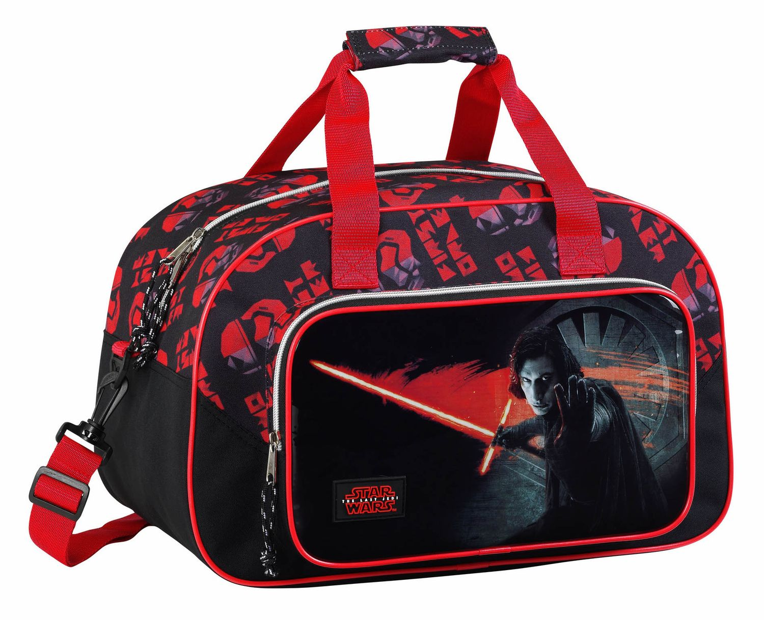 "Star Wars VIII ""The Last Jedi"" Sports Travel Bag 40 cm – image 1"