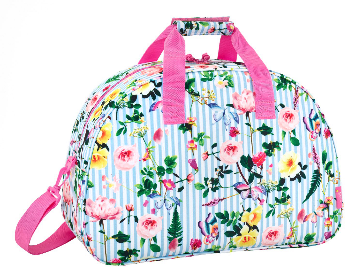 "VICKY MARTIN BERROCAL ""GARDEN"" Travel Sports Bag 48 cm  – image 2"