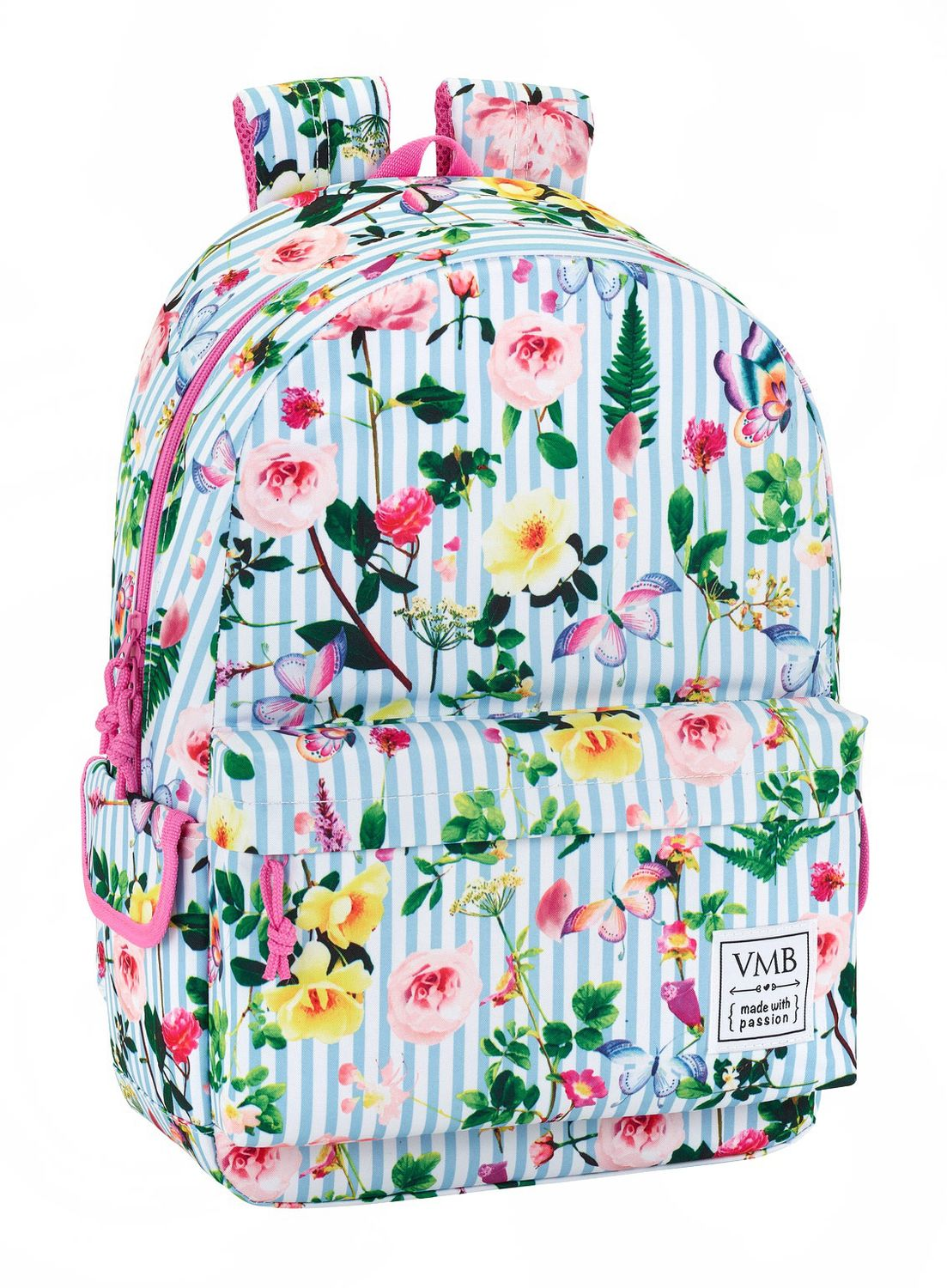 "VICKY MARTIN BERROCAL ""GARDEN"" Large Backpack 46 cm"