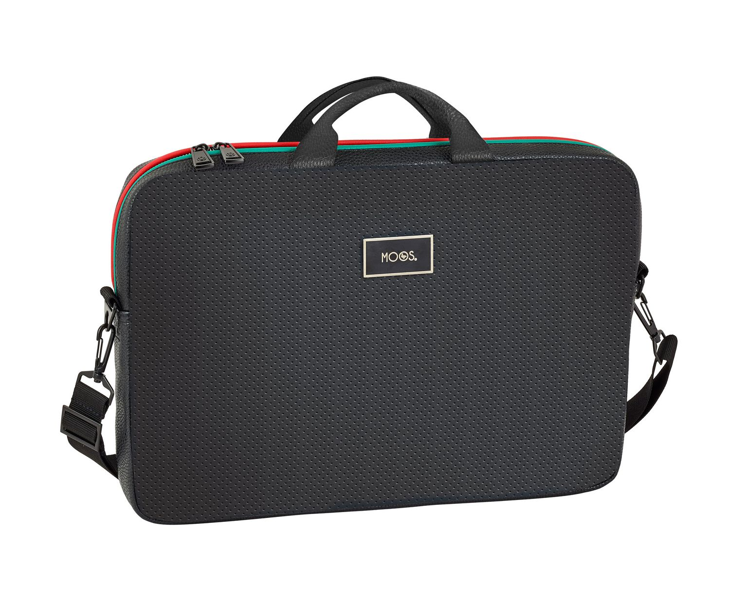 "MOOS ""Capsula BLACK"" Deluxe Laptop Case 15,6"" – image 1"