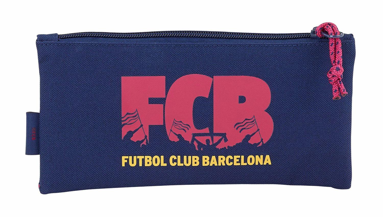 Estojo Com 2 Fechos OFICIAL F.C. Barcelona Equipamento Principal  – image 2