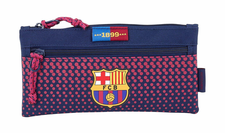 Estojo Com 2 Fechos OFICIAL F.C. Barcelona Equipamento Principal  – image 1
