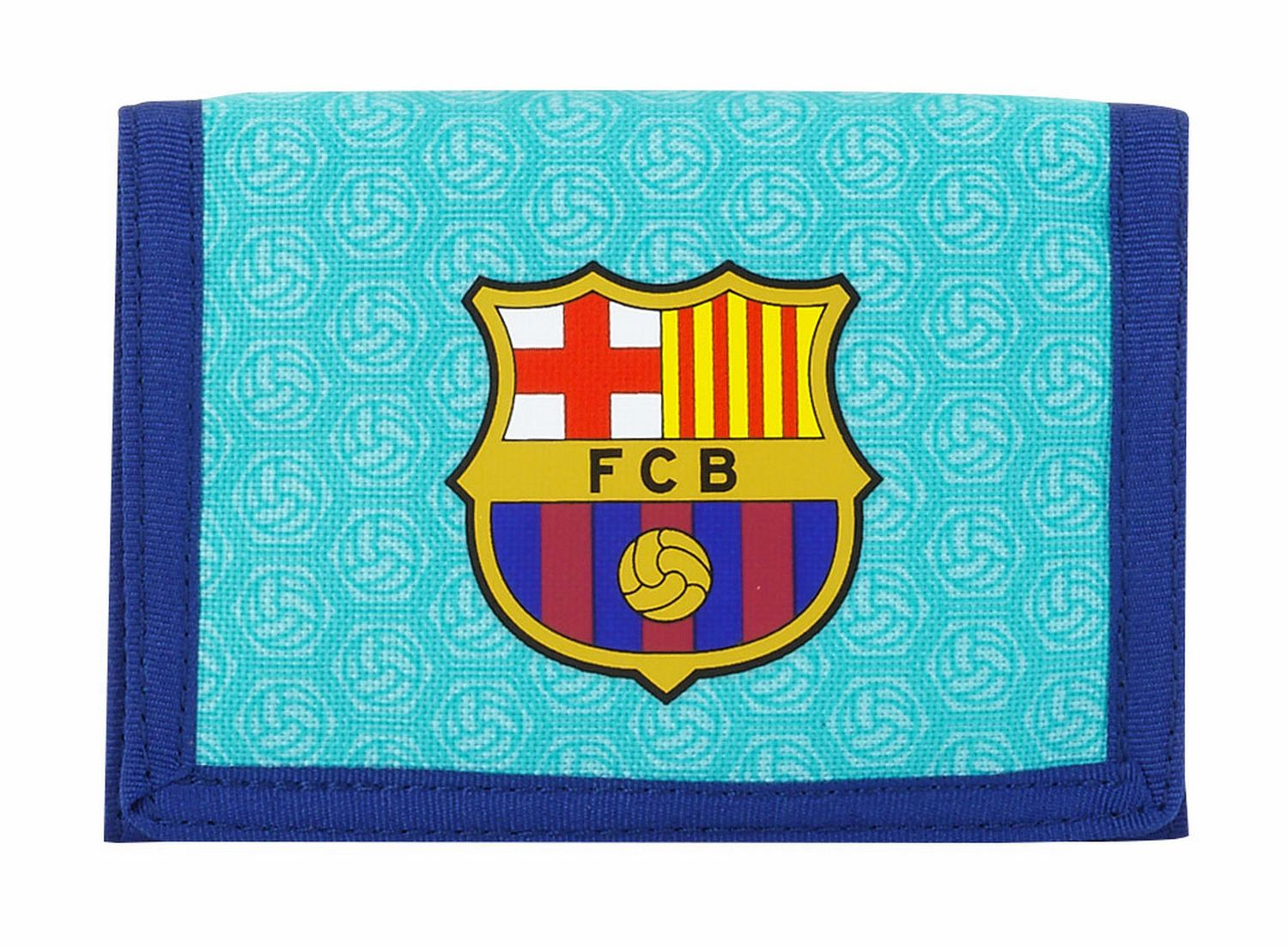 OFFICIAL F.C. Barcelona  2nd Kit Wallet – image 1