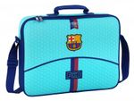 OFFICIAL F.C. Barcelona  2nd Kit School Briefcase Messenger Bag 001