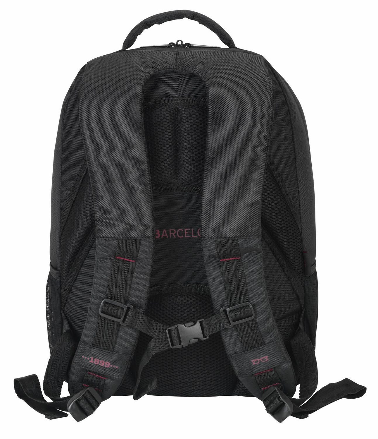 "OFFICIAL F.C. Barcelona  BLACK Premium Laptop Backpack 15.6"" – image 3"