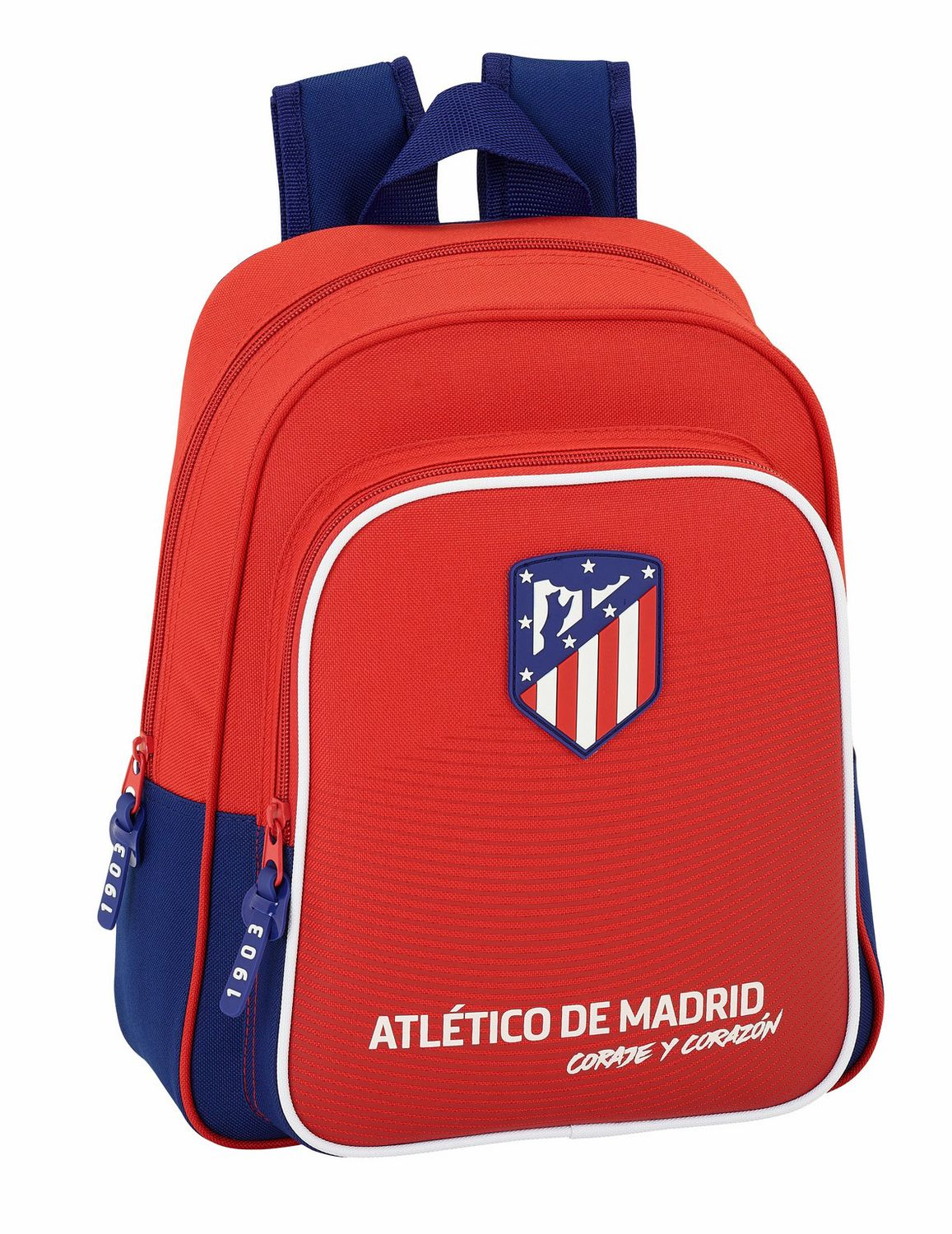 "OFFICIAL Atletico de Madrid ""Coraje"" Backpack 34 cm  – image 1"
