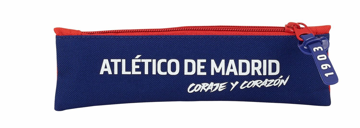 "OFFICIAL Atletico de Madrid ""Coraje"" Mini Pencil Case – image 2"