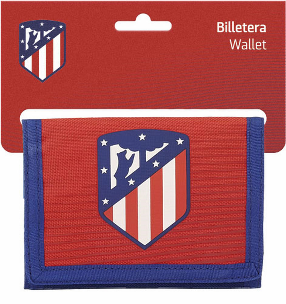 "OFFICIAL Atletico de Madrid ""Coraje"" Wallet – image 3"