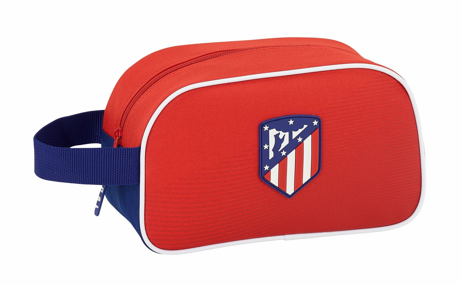 "OFFICIAL Atletico de Madrid ""Coraje"" Wash Travel Bag"