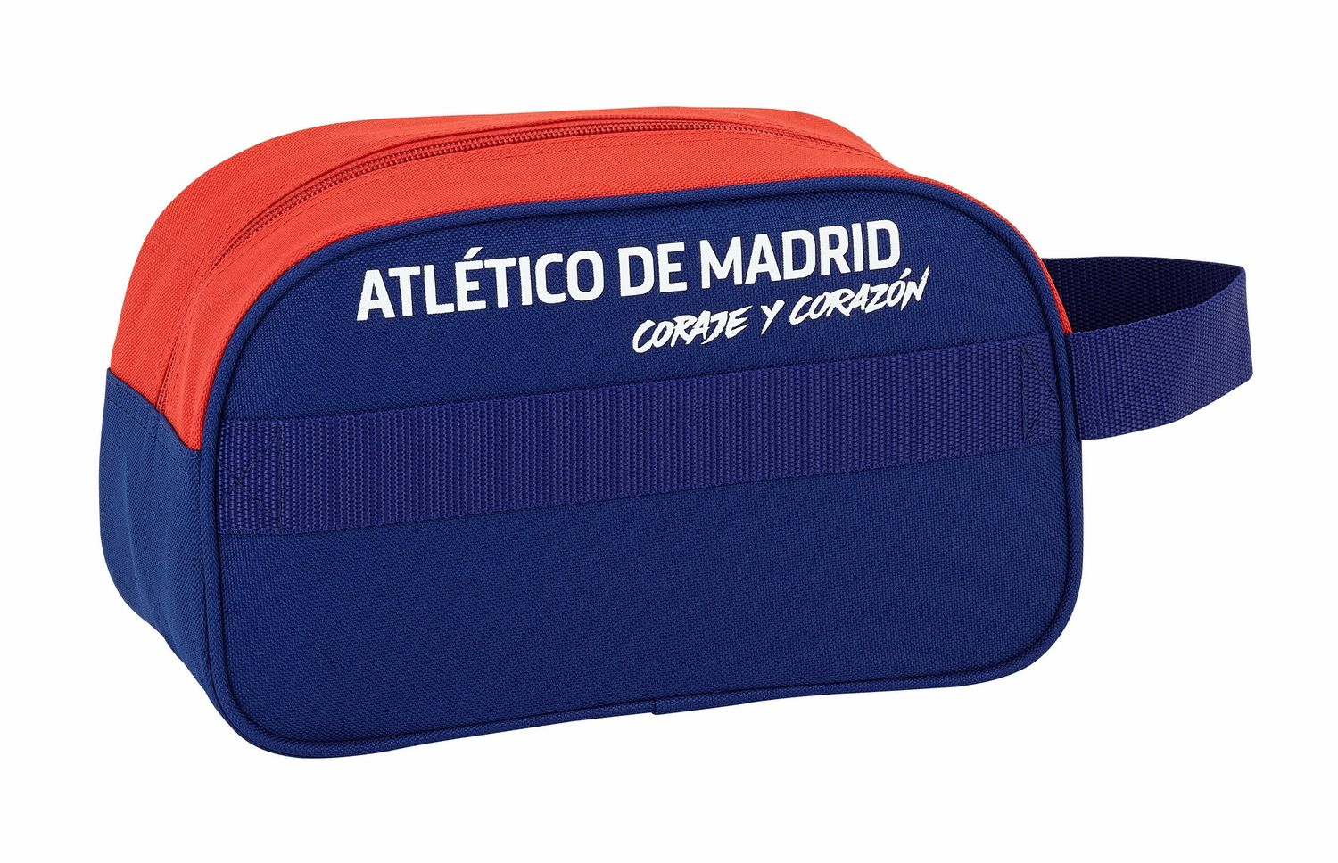 "OFFICIAL Atletico de Madrid ""Coraje"" Wash Travel Bag – image 2"