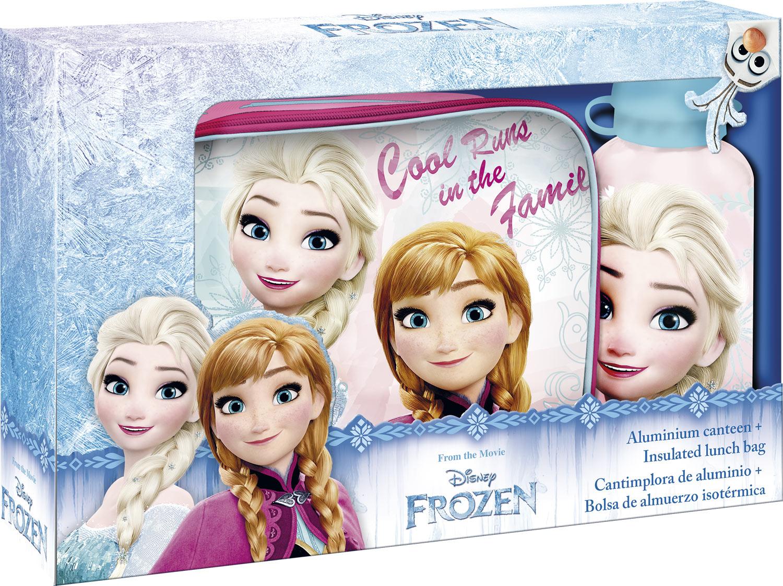 Disney Frozen Lunch Bag & Aluminium Bottle Set – image 2