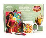 Disney ELENA of AVALOR 3 Piece Set Diary + Multi Colour Pen + Mug 001