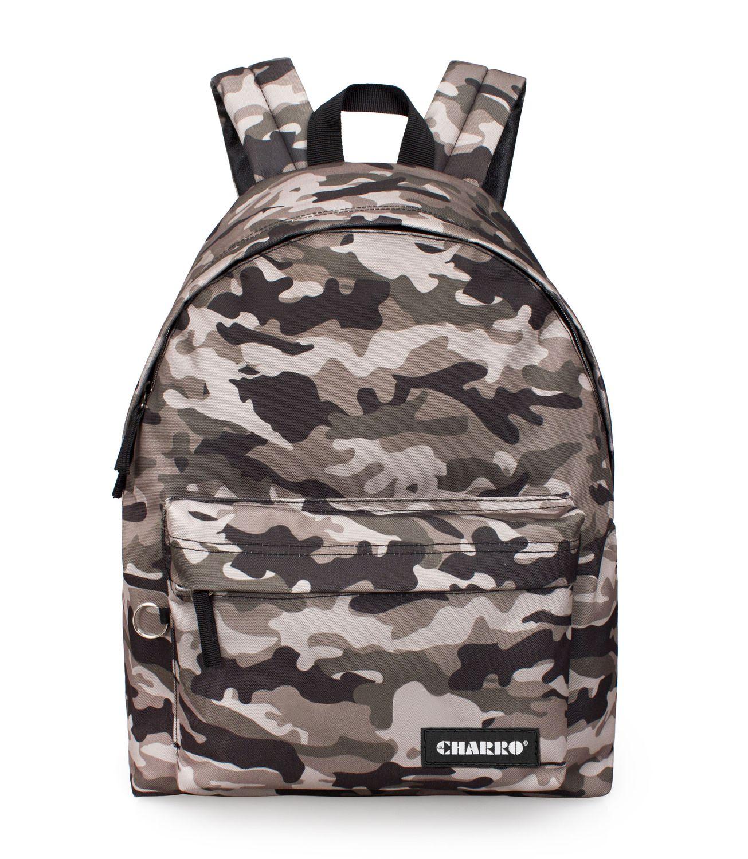 El Charro Backpack CAMO BEIGE