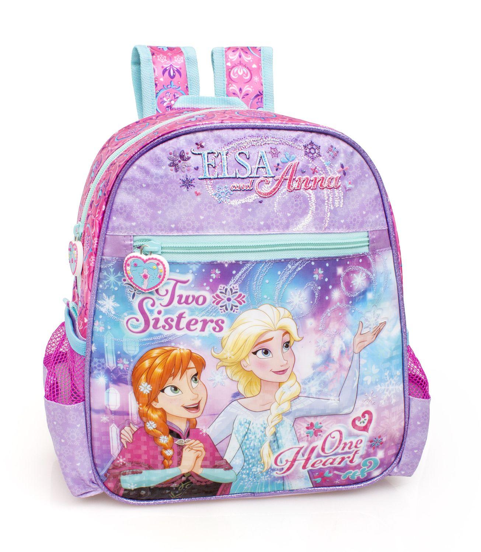 Disney Frozen Premium Junior Backpack ONE HEART – image 1