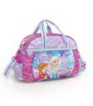Disney Frozen Premium Travel Gym Bag ONE HEART 001